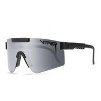 01 der 1993 polarisierte doppelte breite Pit Viper Sonnenbrille Sport im Freien Skibrillen auf Sal lz4w