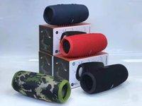Carregar 5 Bluetooth Speaker CARGA5 Portátil Mini Sem Fio Ao Ar Livre Subwoofer Subwoofer Support Support TF USB Cartão