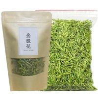 100 g / 200G Super Pure Natural Seco Stroysuckle Buds de flor, té de fuego, hojas de té flores decorativas guirnaldas