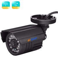 800 TVL 1000 TVL Analog Camera 24 PCS IR LED CCTV Outdoor Bullet Security Street Video Analog Camera With IR CUT Filter