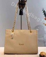 Модные дизайнерские женские книги Tote кожаные цепные сумки сумки 4 цвета 27 см твердого проверенного элегантного парижа