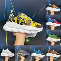 2021 Üst İtalya Yansıtıcı Yükseklik Reaksiyon Sneakers Rahat Ayakkabılar 2.0 Fluo Leaopard Çiçek Üçlü Siyah Beyaz Çok Renkli Süet Erkek Kadın Tasarımcı Eğitmenler