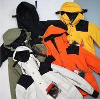 Mountain Parka 1990 Giacche all'aperto Uomo Donna Outdoor Donne Giacca con cappuccio Impermeabile Sport da sci Sport a vento Branca di alta qualità Brand Giacche all'aperto - 9600FN