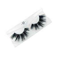 1 Pair 5D Faux Mink Eyelashes Wholesale Wispy Lashes Natural Long Eyelash Extension Soft Lash Make Up Tools Vendor