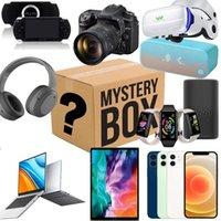 ساعات الساعات الأخرى Lucky Mystery Box، منتج عشوائي غامض، تضم الفرصة للفتح: مثل الكمبيوتر المحمول، الهاتف المحمول، الكاميرا،