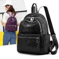 Large HBP Vento Marea Women's Backpack 2020 Female Capacity Shoulder Bags Red Rucksack Casual Waterproof School Bag For BXI7