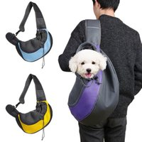 Pet Carry Supplies Cross-Body Bag Across The Chest Dog Car Seat Covers