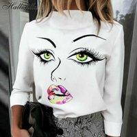 プリントブラウスシャツ女性のファッションレディーストップスとブレウスWO女性春夏服トップティーシャツ服
