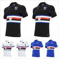 2021 Sampdoria Soccer Jersey Home Sesy Terceiro 20 21 Murillo Linetty Jankto Yoshida Maroni Gabbiadini Tailândia Camisas de futebol