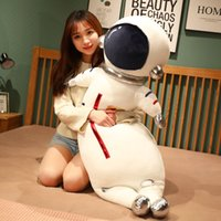 Cute Soft Original Space Astronaut Plush Toy Giant Sleeping Pillow Doll for Children Boy Gift Deco 47inch 120cm DY50977
