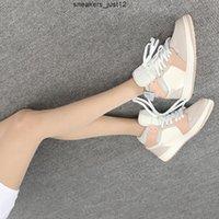 Gute Qualität 1 Mid Sail Light Bone String Schimmer Golf Tennis Herren Designer Trainer Schoenen Schuhe