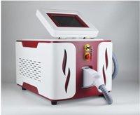 Portátil poderoso 808 diodo laser remoção de cabelo permanente 3 comprimento de onda 755nm 808nm 1064nm rejuvenescimento de pele Equipamento indolor máquina de beleza 300watts 500watts