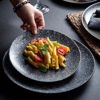 Dishes & Plates Japanese And Korean Ceramic Discs Western Steak Pasta Breakfast Restaurants Restaurant Tableware Com
