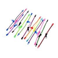 10pcs/lot Colorful Zipper Bracelet Creative Gifts Fashion Zip Bangles