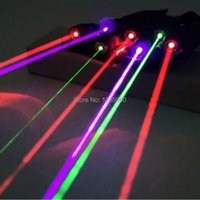 Effects 2pcs Rechargeable Lighting Effect Laser Glove DJ Stage Showing 2 Green + 3 Red +2 Violet Lazer Head Show