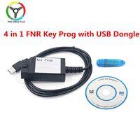 Diagnosewerkzeuge Qualität Auto Key-Programmierer FNR 4 in 1 Prog 4-in1 mit USB-Dongle 4-in-1-Auto
