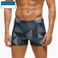 Mens 3D Pattern Beach Shorts Fashion Trend Plus Size Traspirante Spa Costumi da bagno Pantaloncini Boxer Summer Maschio Impermeabile Sport Sport Casual Brevi pantaloni
