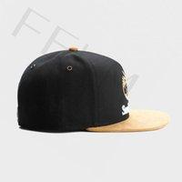 2021 Best Fei M 패션 스모킨 '나무 조정 가능한 Snapback 모자 스웨이드 피크 투어링 야구 모자 여성 남성 야외 힙합 스포츠 태양 모자