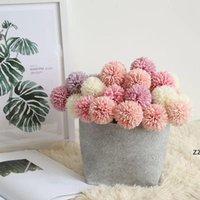 4500 шт. Симулятор хризантемы одуванчик из искусственного флористического HWF10056