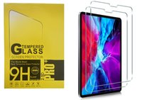 Temizle Temperli Cam Ekran Koruyucu Tablet Pad Için Air4 Pro 9.7 Air2 Mini4 Mini3 Mini2 Ince Zor 9h Film Paperpackages