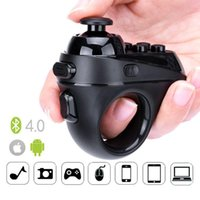 R1 Ring shape 3D Bluetooth 4.0 VR Controller Wireless Gamepad Joystick Gaming Remote Control for lOS and Android smartpho 210317