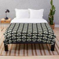 Blankets Orla Kiely Design Throw Blanket Bed Soft Sofa Cover For Children Girls Boys Christmas Gift