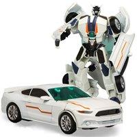 Wei jiang più nuovo trasformazione metallo parte giocattoli deformazione plastica abs + lega azione figura robot auto militare modello giocattolo bambini bambini