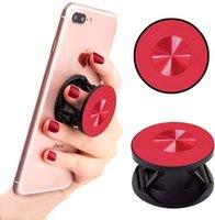 Phone Holder Phones Stand Cellphone Stand Phone Grip Hand Holder GPS o Otro Celular Gris pop phone sockets