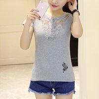 FEKEHA SOMMER T-Shirt Frauen Casual Lady Top Tees Baumwolle Weiß Tshirt Weibliche Marke Kleidung T-shirt Top T-Shirt Plus Größe 4XL