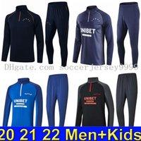 20 21 22 Glasgow Rangers Homens Tracksuit Windass Dorans Dorans Tavernier Pena Defoe Hagi Futebol Jersey 2021 2022 Men Kids Football Training Suit