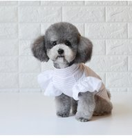Dog Apparel Clothes Est Spring And Summer Vests Pet Small Bottoming T-shirts