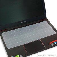 Toetsenbordhoezen voor Lenovo IBM T440 T430U K4450 K4350 T530 W530 V490U E440 S3 Laptop Siliconen Huid Cover Shield