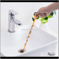 Vacuum Parts Aessories Supplies Housekeeping Organization Home & Garden Drop Delivery 2021 Sewer Cleaning Toilet Dredge Pipe Snake Brush Bath