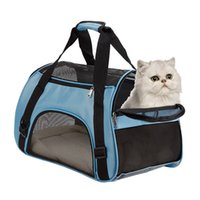 Yavru Köpek Kedi Kitty Yavru Taşınabilir Taşıma Çantası Tavşan Pet Hayvan Taşıyıcı Tote Kafes Kasaları Kutusu Tutucu Mat Nefes 5 KG Yük