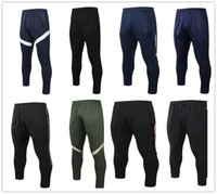 MENS Fussball Lange Hose 2021 Chandal Futbol Jogging Herren Fußballklubhose
