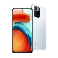 Original Xiaomi Redmi Note 10 PRO 5G Téléphone mobile 8GB RAM 12GB RAM 128GB 256GB ROM MTK Dimension 1100 Android 6,6 pouces Plein écran 64MP AI NFC Visage FacePrint Smart CellPhone