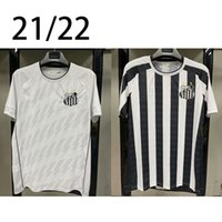 21 22 Quality Soccers Jerseys New FC Home And Away T-Shirt Customize Santos Clube Soteldo Kaio Jorge Gomes