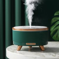 Humidifiers Mini Ultrasonic Aroma Diffuser Car Humidifier Fragrance Essential Oil Sprayer Household Bedroom Atomizer