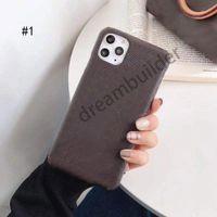 Чехлы для телефона моды для iPhone 11 12 Pro Max Mini 7 8 Plus x xr xsmax обложка PU кожаная оболочка Samsung S10 S20P Note 10 20 Ultra