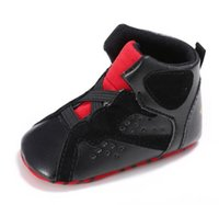 designer baby First Walkers boys girls High Top Sneakers Infant shoes kids Boots Slippers Toddlers Soft Sole Slip-on children 0-18month