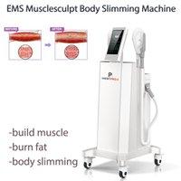 HI-EMT EMSlim Body Slimming Machine Build Muscle Fat Burn Tesla Sculpt Musclesculpt Beauty Equipment