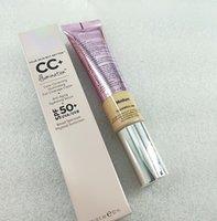 브랜드 메이크업 고품질! Foundation Creams Concealer Medium / Light Face Primer Maquillage