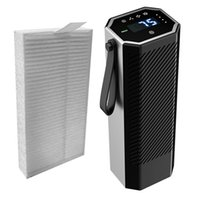 Car Air Freshener Portable Aluminum Alloy Purifier Cleaner USB Mini Home For Outdoor