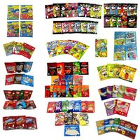 Vuoto Edibles Packaging Bag Candy Gummy Infused Chips Chips Cookie Cereal Bar Bar Pacchetto commestibile Mylar Bags Medible Imballaggio Cheetos Trrlli Trolli