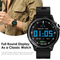 L8 스마트 시계 남자 IP68 방수 Reloj Hombre 모드 Smartwatch ECG PPG 혈압 심장 박동 스포츠 피트니스