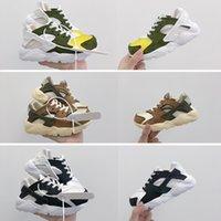 Huarache I Correndo Sapato Crianças Sapatos para Menino Menina Ao Ar Livre Esportes Triple Preto Branco Gold Huraches 4.0 Womens Mens Huaraches Trainer Sneakers