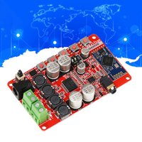 Hot TDA7492P Wireless Bluetooth 4.0 Audio Receiver Power Amplifier Board Module with AUX input and Switch Function