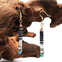 GO2BOHO Boho Ringings Mulheres Jóias 2020 Na moda Brinco Longo Miyuki Tila Beads Hook Anéis Ear Anéis Gift Bijoux Femme Bohemian Jewellry 1648 v2