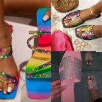 LLOMW Venrsages Junger Designer Sliders Herren Slipper Designer Sandalen Strand Slide Hausschuhe Luxus Sommer Damen Flip Flops Müßiggänger Himmel Blau
