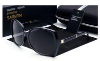 Hohe Qualität Neue Mode Vintage Sonnenbrille Frauen Marke Designer Womens Sonnenbrille Damen Sonnenbrille mit Fällen und Kasten